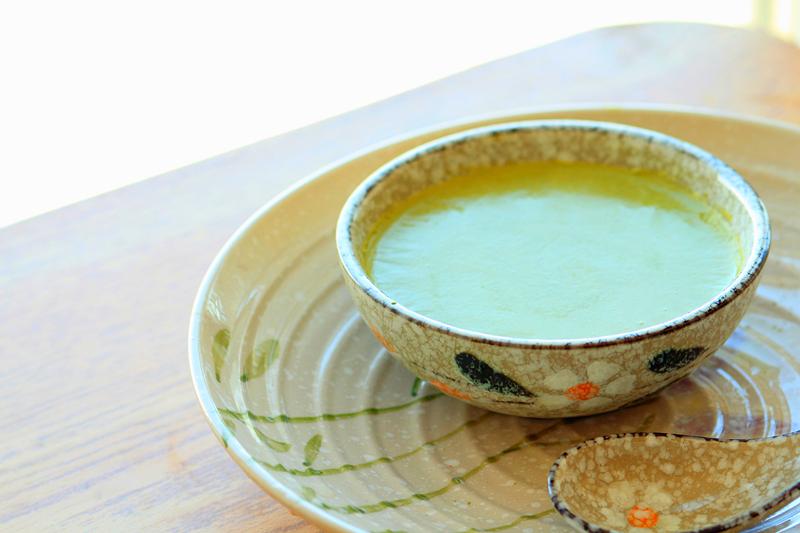 Matcha Tofu Pudding Bowl2